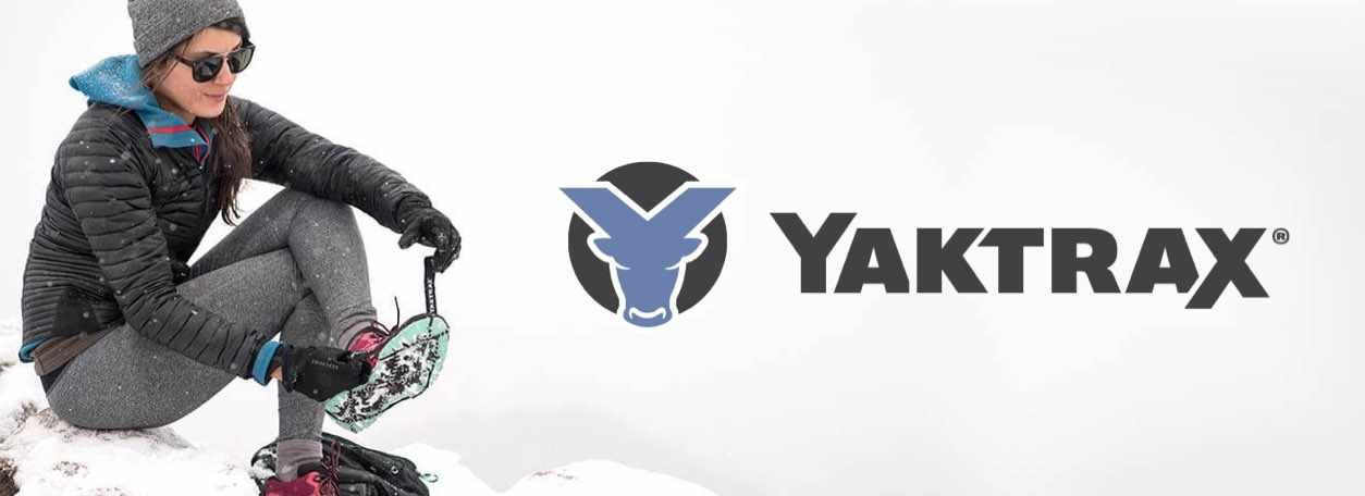 More about YakTrax at DeWeese