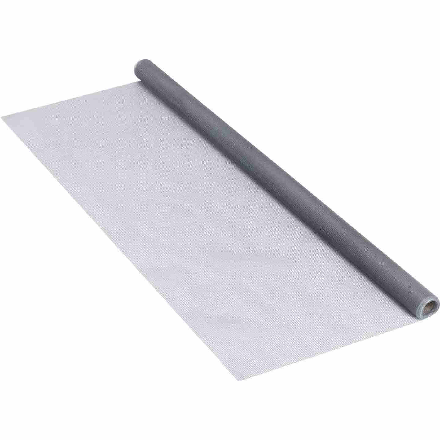 Phifer 36 In. x 84 In. Gray Fiberglass Screen Cloth Ready Rolls Image 3