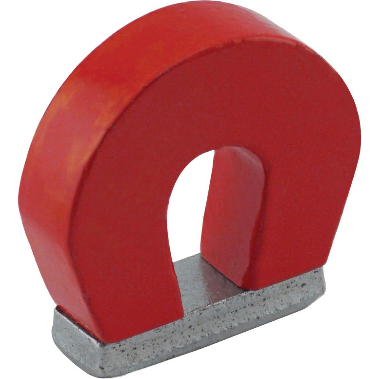 Master Magnetics 2 Lb. 1 in. Horseshoe Magnet Image 1
