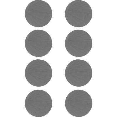 Master Magnetics 3/4 in. Ceramic Magnetic Discs (8-Pack)