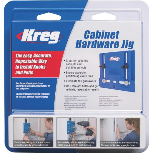 Kreg Cabinet Hardware Pocket Hole Guide