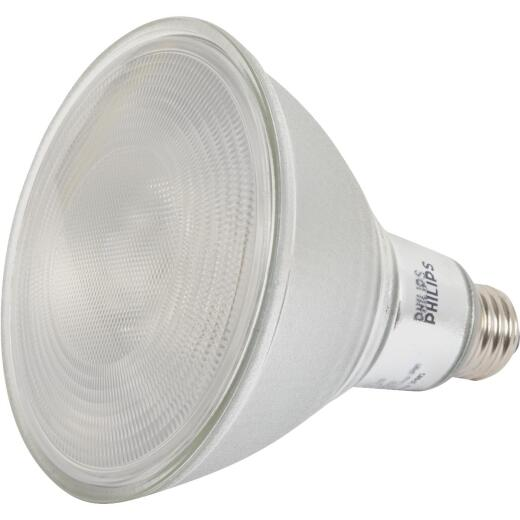 Philips 90W Equivalent Bright White PAR38 Medium Dimmable LED Floodlight Light Bulb