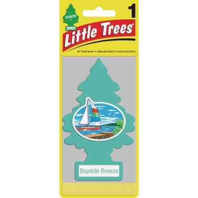 Little Trees Car Air Freshener, Bayside Breeze