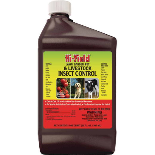 Hi-Yield 32 Oz. Concentrate Garden & Farm Insect Killer