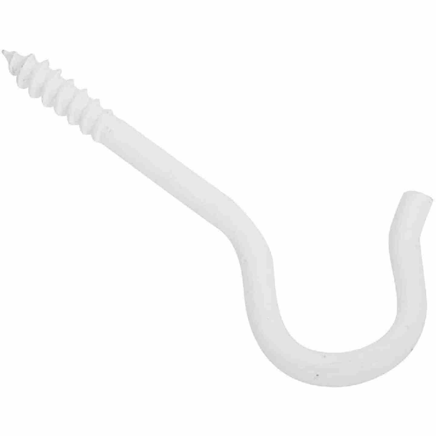 National 2-1/2 In. White Ceiling Hook (3 Pack) Image 3