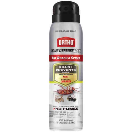 Ortho Home Defense MAX 14 Oz. Aerosol Spray Ant, Roach, & Spider Killer