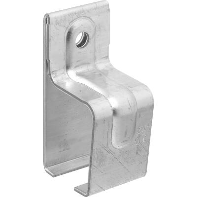 National Galvanized Single Box Rail Barn Door Bracket