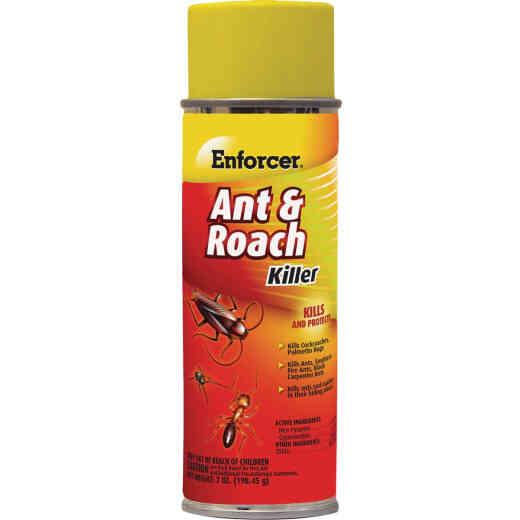 Enforcer 7 Oz. Aerosol Spray Ant & Roach Killer